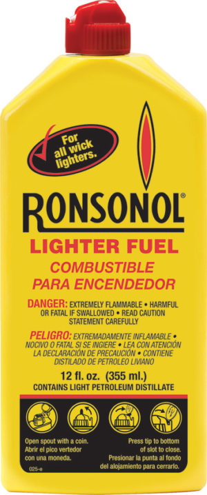 Ronsonol Lighter Fluid 12/12oz
