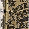 Zippo Ouija Board Lighter