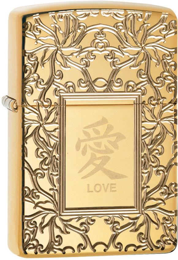 Zippo Chinese Love Lighter