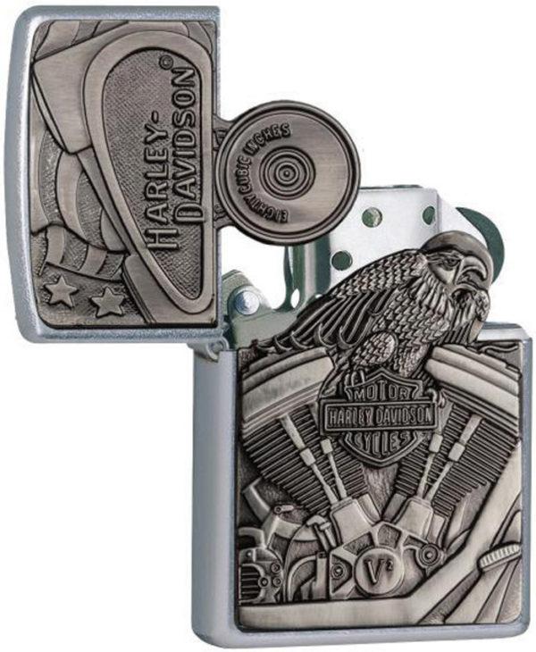 Zippo Harley Davidson Lighter