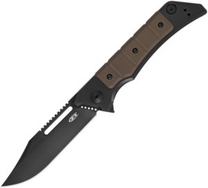 Zero Tolerance Framelock Earth Brown (3.75″)