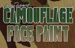 Camouflage Face Paint Camo Facepaint Sticks