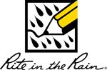 Rite in the Rain 4 x 6 Top Spiral Notebook Tan