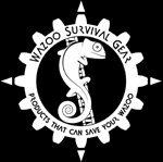 Wazoo Survival Gear Cache Cap Blackticool