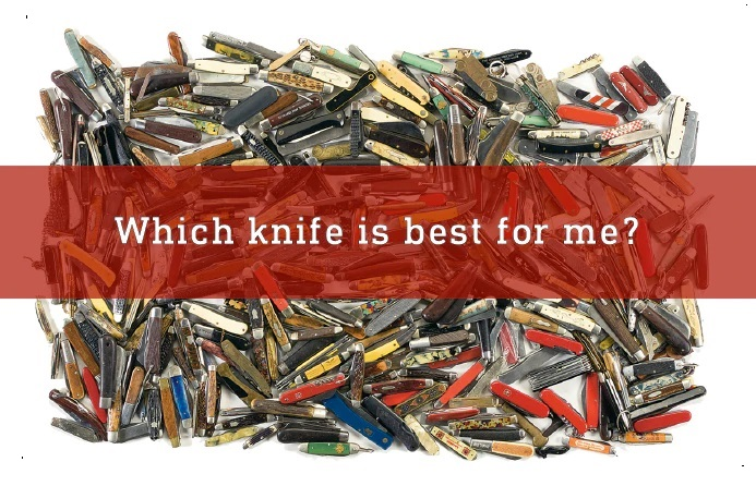 Which is the best Knife for Me?