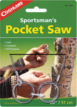 Coghlan's Sportsmans Pocket Saw
