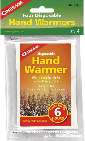 Coghlan's Disposable Hand Warmers