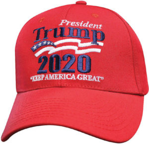 Donald Trump Re-Election Trump 2020 Hat Red