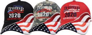 Donald Trump Re-Election Trump 2020 Hat Assorted Colors