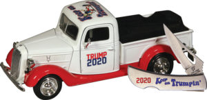 Frost Cutlery Keep On Trumpin Ford Truck
