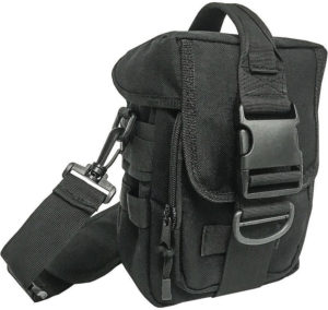 Pathfinder MOLLE Shoulder Bag Black
