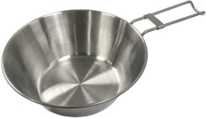 Pathfinder Stainless Camp Bowl