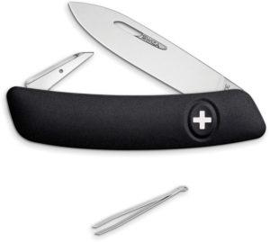 Swiza D00 Pocket Knife Black