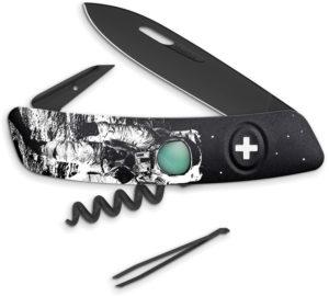 Swiza D01 Pocket Knife Moonwalk