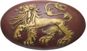 Valyrian Steel Lannister Shield
