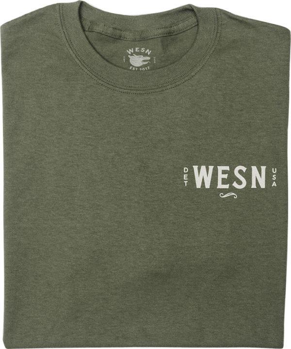 Wesn Goods T-Shirt XL OD Green