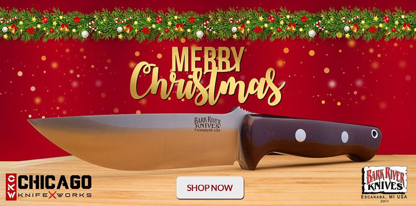 Bark River Knives Banner