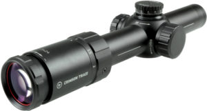 Crimson Trace 3-Series Rifle Scope 1-5x24mm