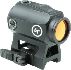 Crimson Trace Tactical Red Dot Rifle Sight