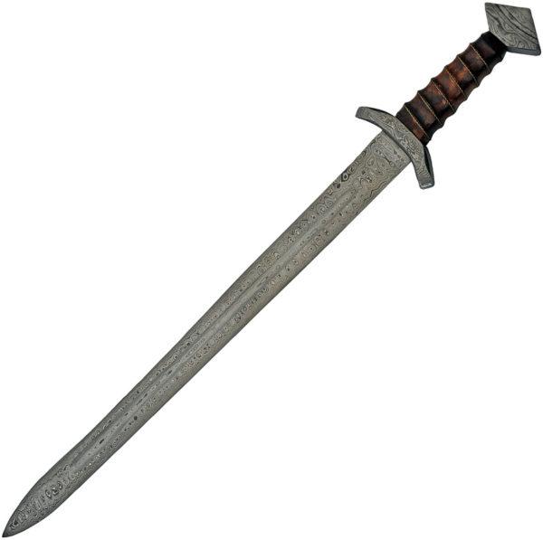 Damascus Damascus Sword Wire Wrap (27.5″)