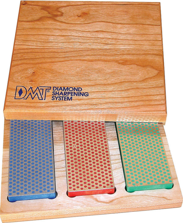 DMT Diamond Whetstone Set 3pc