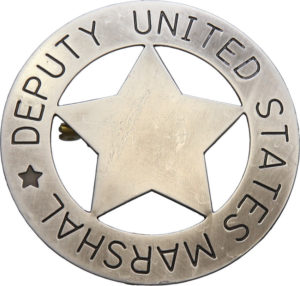 Denix Deputy US Marshal Badge