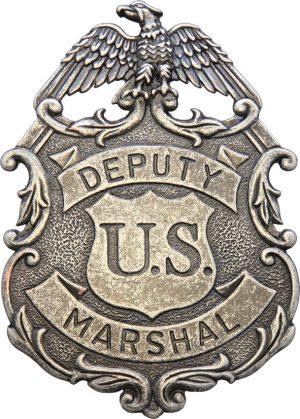 Denix Eagle Marshal Badge