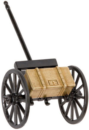 Denix 1857 Civil War Limber Replica