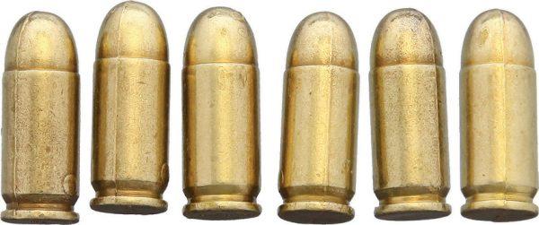 Denix Replica .45 Caliber Bullets