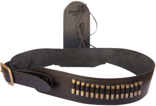 Denix Leather Cartridge Belt