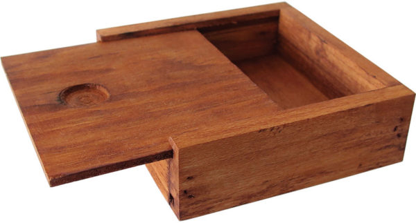 Denix Wooden Display Box for Badges