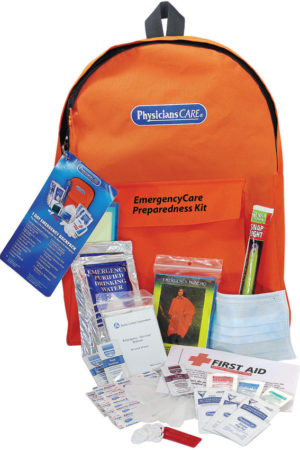 First Aid Only Emergency Preparedness Kit
