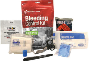 First Aid Only Core Pro Bleeding Control Kit
