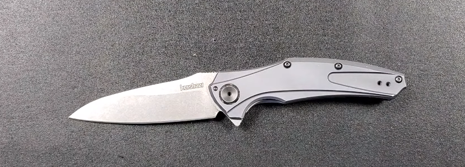 Kershaw Bareknuckle Knife Review