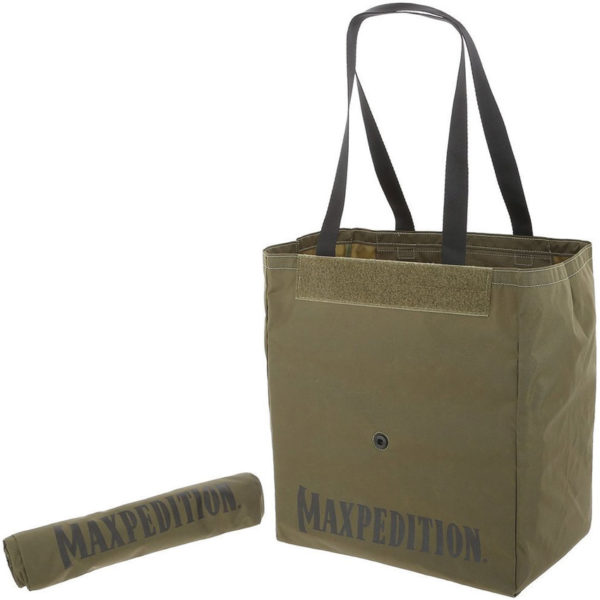 Maxpedition Roll Up Tote Green