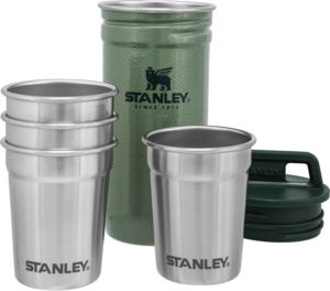 Stanley Adventure Shot Glass Set Green