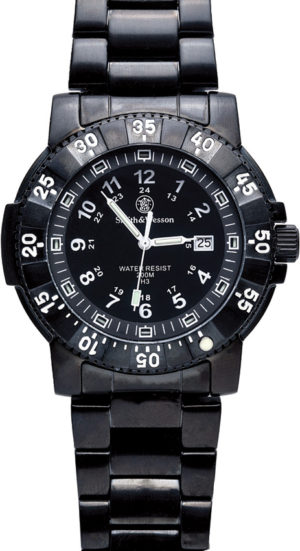 Smith & Wesson Commander Tritium Watch