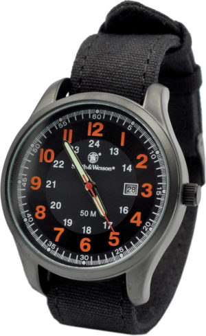 Smith & Wesson Cadet Watch Orange