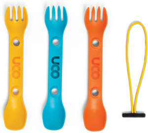 UCO Mini Spork Three Pack Classic
