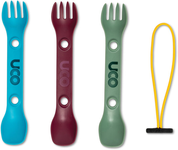 UCO Mini Spork Three Pack Terra
