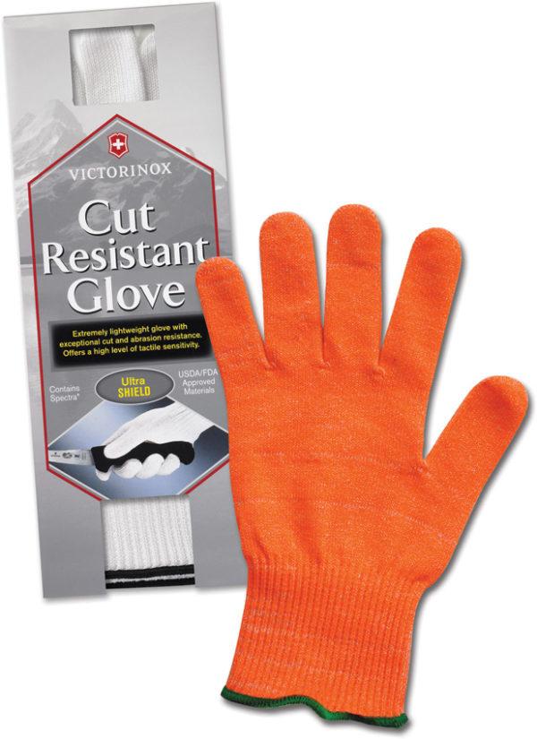 Victorinox Cut Resistant Glove Orange