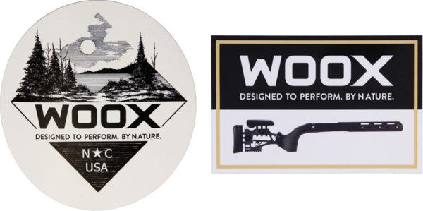 WOOX Sticker Assortment