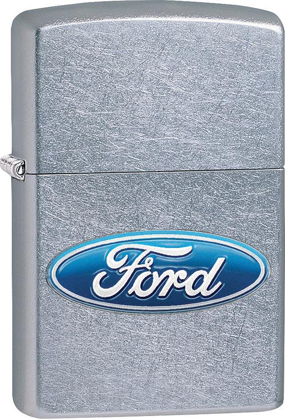 Zippo Ford Oval Lighter