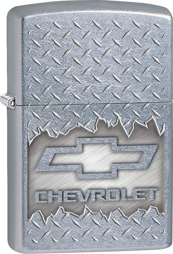 Zippo Chevrolet Bowtie Lighter