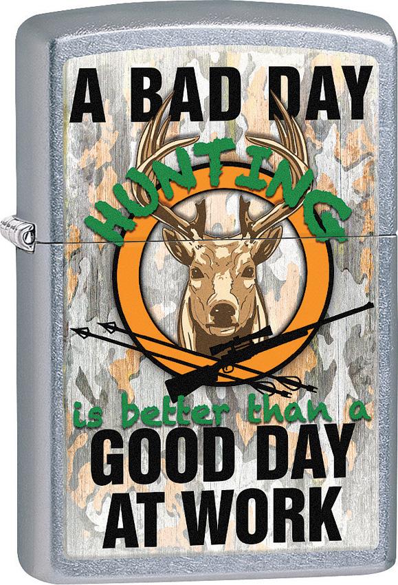 Zippo Bad Day Hunting Lighter
