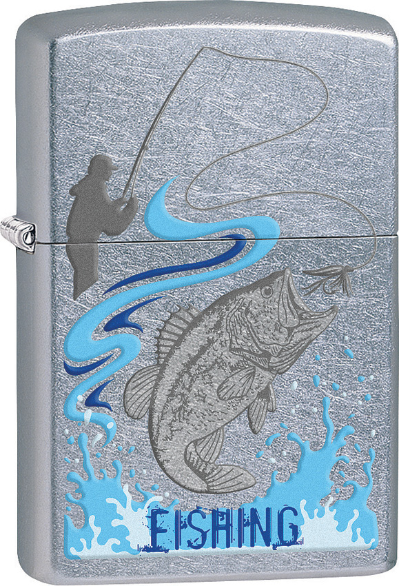 Zippo Fishing Lighter