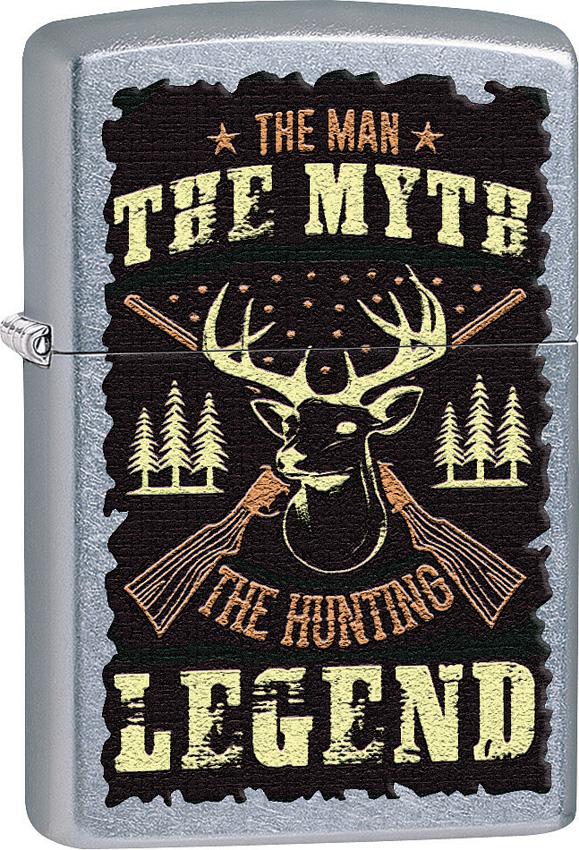 Zippo The Hunting Legend Lighter