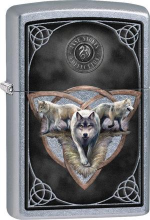 Zippo Wolf Lighter