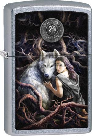Zippo Wolf/Woman Lighter