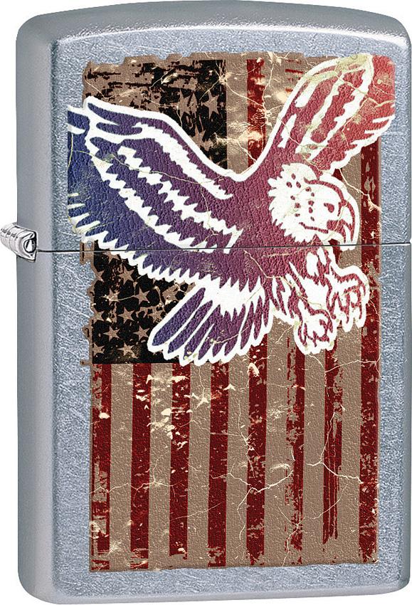 Zippo US Flag/Eagle Lighter